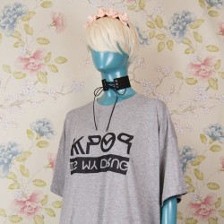 Vestido/Camiseta KPOP is my drug