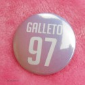 Galleto Button Badge