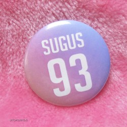 Sugus Button Badge