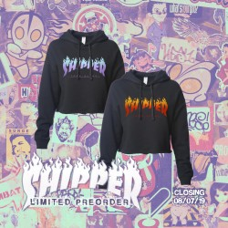 [PREORDER] Shipper Cropped Hoodie