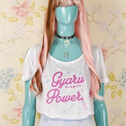 Camiseta Gyaru Power